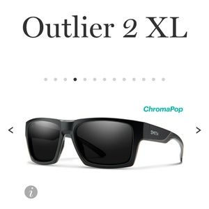 Nwt SMITH Outlier 2 sunglasses